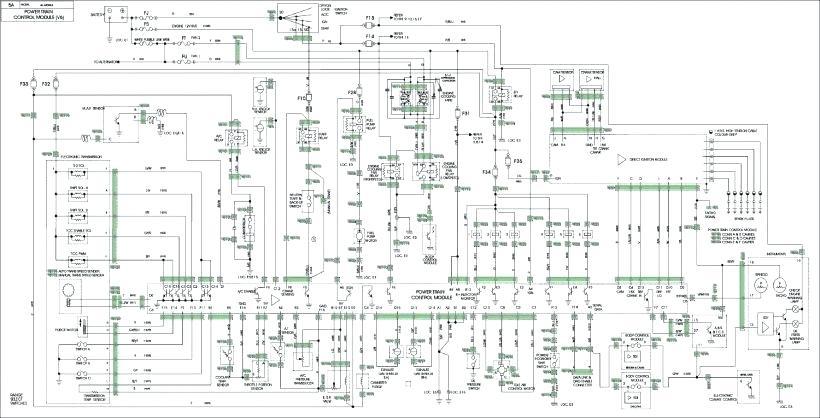 1996 Fzr 600 Wiring Diagram Schematic