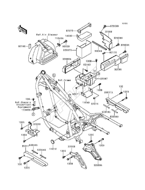 Kawasaki Vulcan 500 Wiring Diagram