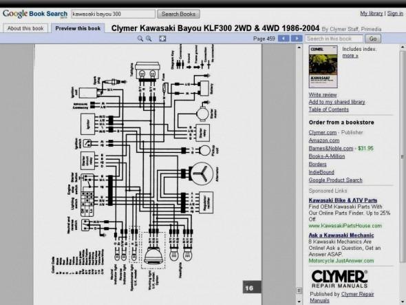 do6548 kawasaki bayou 220 wiring diagram as well wiring