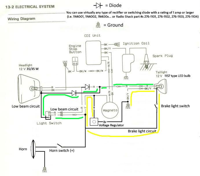 Kawasaki Kdx 175 Wiring Diagram - Center Wiring Diagram just-canvas -  just-canvas.iosonointersex.it | 1980s Kawasaki Kdx 200 Wiring Diagram |  | iosonointersex.it