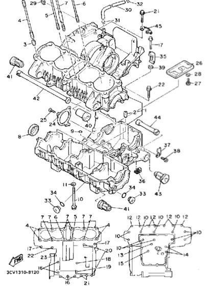 Zo 0977  Yamaha Fj1200 Wiring Diagram Free Diagram