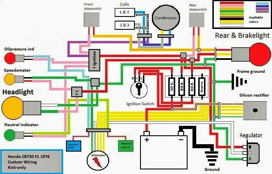 [DIAGRAM_38EU]  OR_7183] Cb750 Coil Wiring Schematic Wiring | Honda Cb750 Chopper Wiring |  | Osoph Emba Mohammedshrine Librar Wiring 101