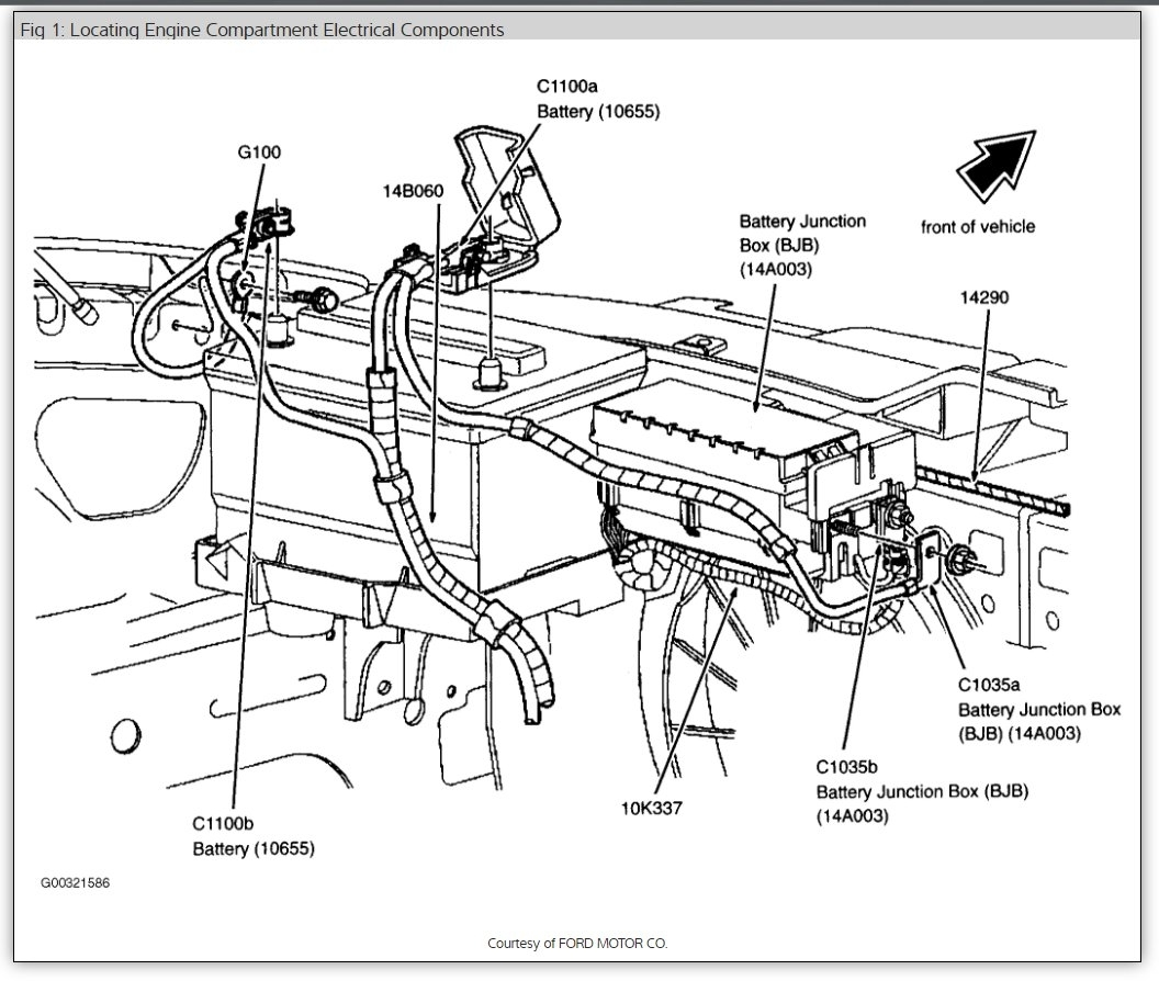 Dm 2213 2003 Ford Taurus Diagrams Free Diagram