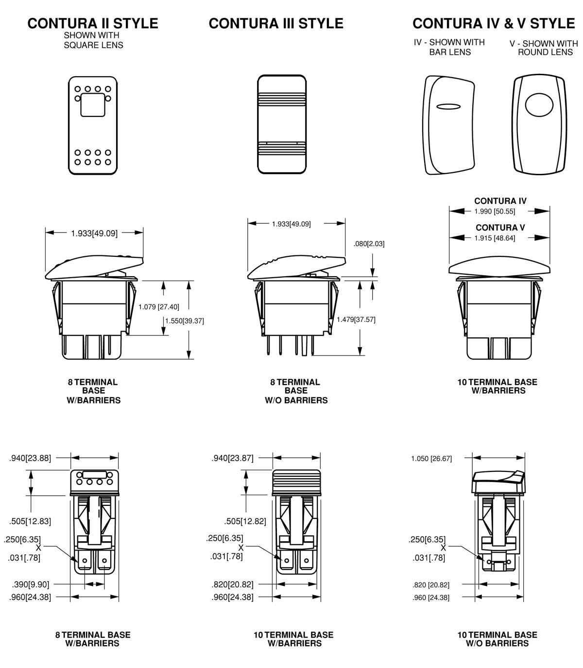 CK_4236] Carling Dpdt Switch Wiring DiagramErek Gray Benkeme Mohammedshrine Librar Wiring 101
