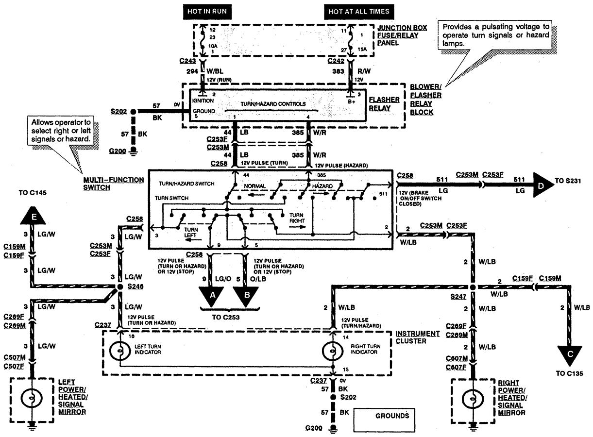Sensational F150 Tail Light Wiring Diagram Basic Electronics Wiring Diagram Wiring Cloud Ostrrenstrafr09Org