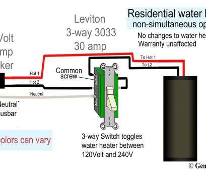 220 Volt Switch Wiring Diagram