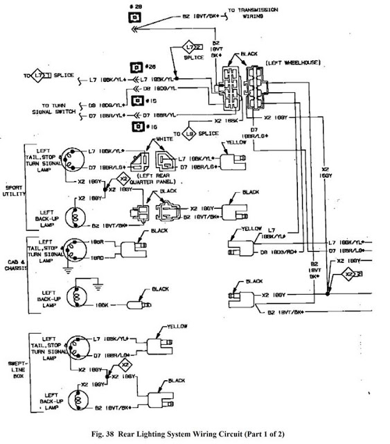 1987 Dodge Truck Wiring Diagram