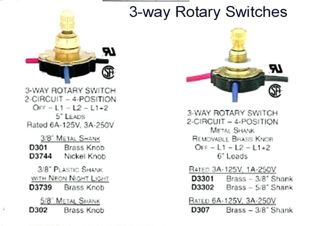 Wb 0324 2wire Rotary Lamp Switch Diagram Wiring Diagram
