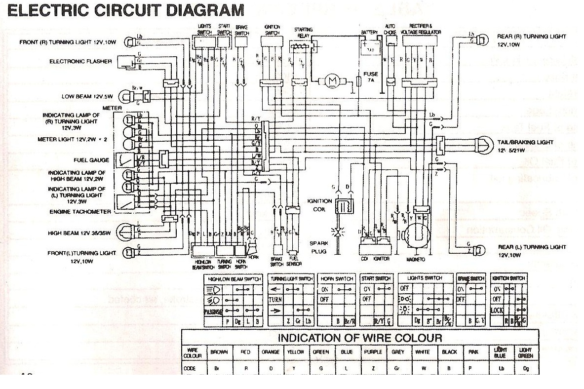 Enjoyable 49Cc Atv Wiring Diagram Wiring Diagram Wiring Cloud Hisonepsysticxongrecoveryedborg