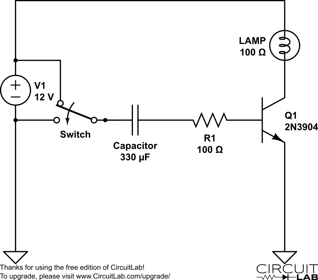Fine Can I Convert A Toggle Switch To Momentary Switch Using A Transistor Wiring Cloud Licukaidewilluminateatxorg