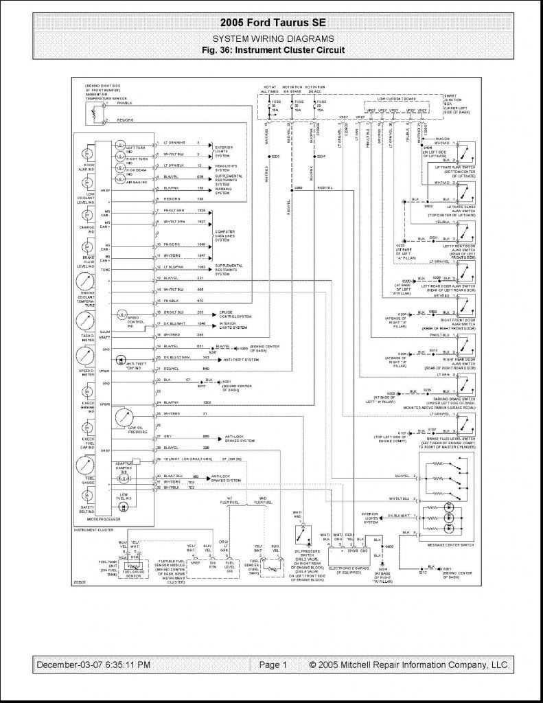 2005 Ford Ranger Radio Wiring Diagram - Wiring Diagram