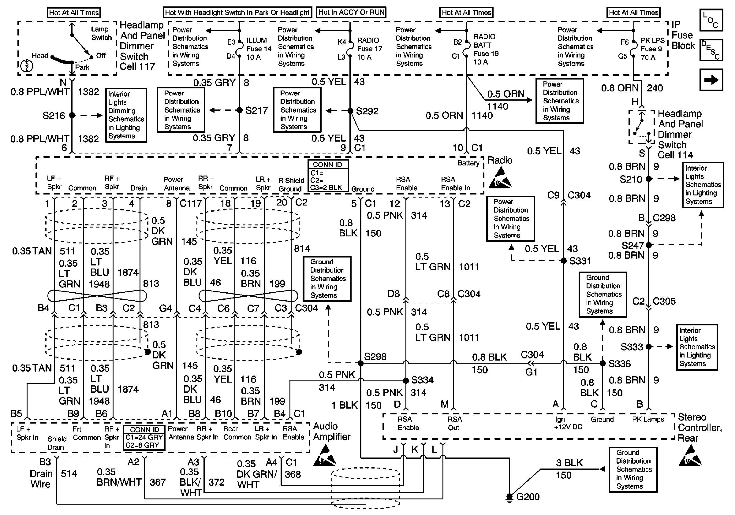 Strange Cadillac Cts Electric Diagram Basic Electronics Wiring Diagram Wiring Cloud Gufailluminateatxorg