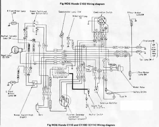 [SCHEMATICS_4PO]  DH_0530] Honda C110D Electrical Wiring Diagram Wiring Diagram | Honda Cb400f Wiring Diagram |  | Exmet Wedab Ophag Ntnes Throp Perm Vira Mohammedshrine Librar Wiring 101