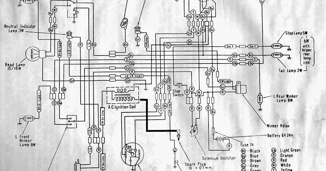 AK_2983] Wiring Diagrams And Free Manual Ebooks Classic Honda C200 Wiring  Download DiagramUnho Xtern Knie Umng Batt Reda Exmet Mohammedshrine Librar Wiring 101