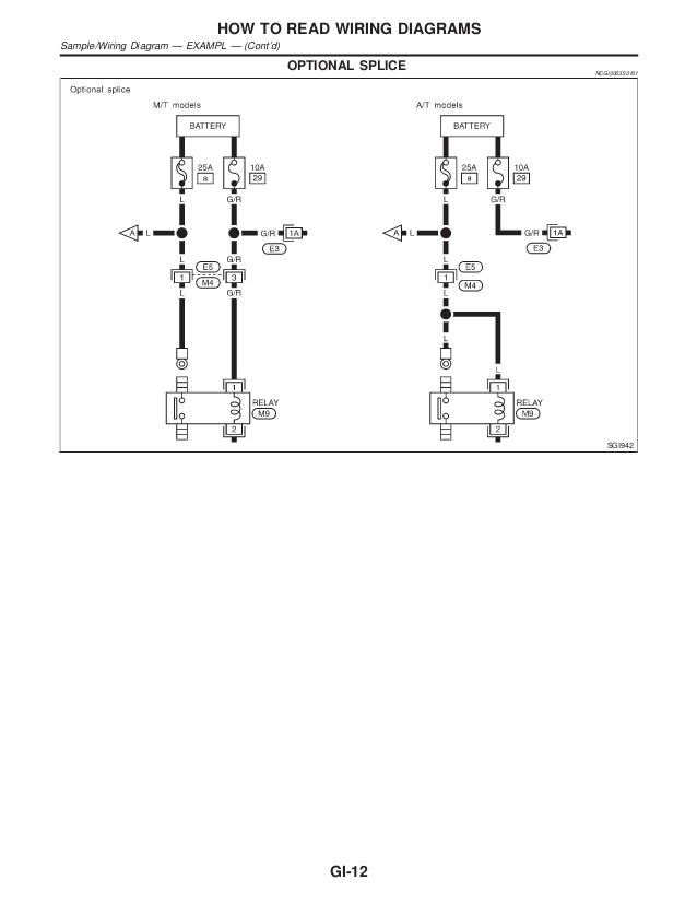 94 Infiniti G20 Wiring Diagram Wiring Diagram Extend B Extend B Reteimpresesabina It