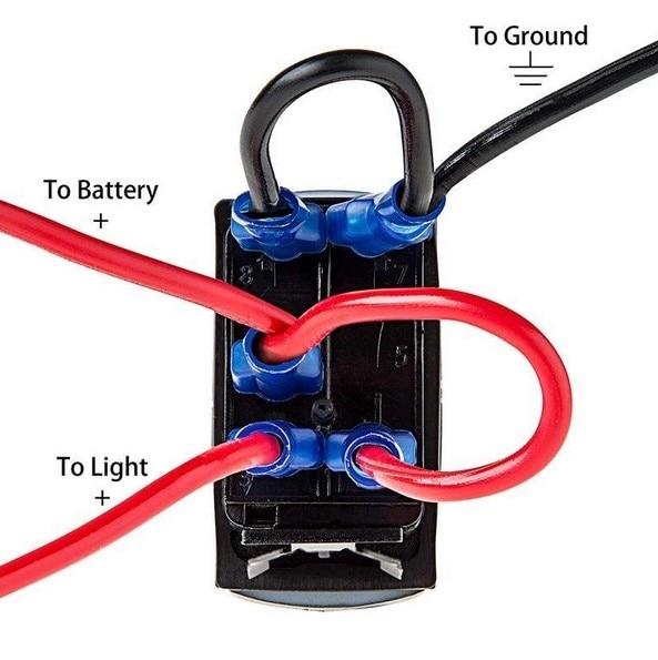 Go 3913 Narva Rocker Switch Wiring Diagram Wiring Diagram