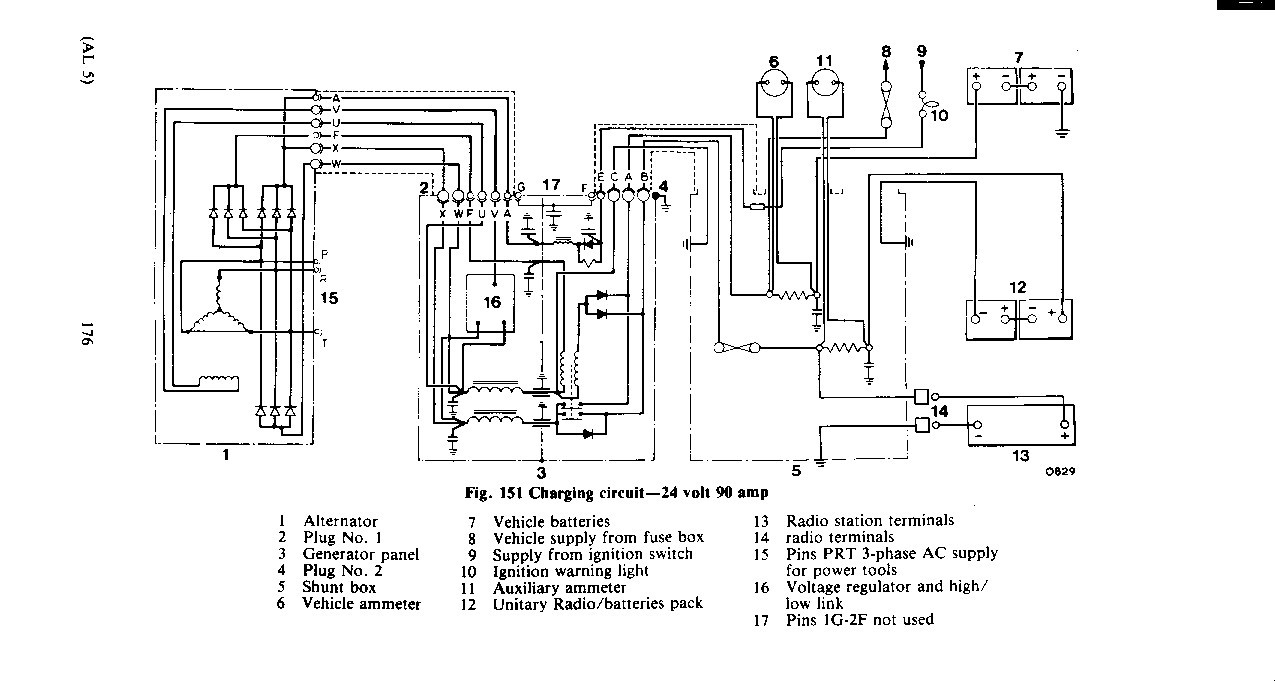 Ex 6853 14 Volt Battery Wiring Diagram Wiring Diagram