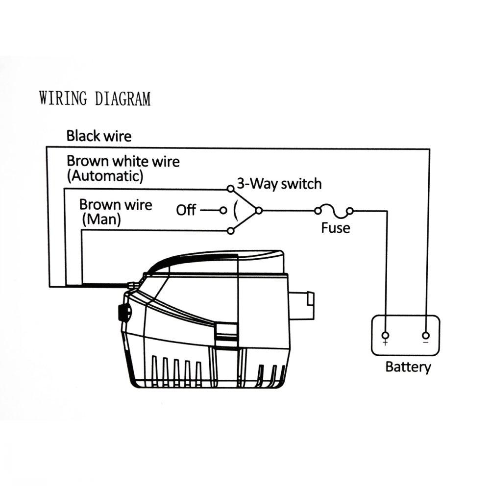GB 40] Bilge Pump Wiring Diagram 40 Johnson Bilge Pump Float ...