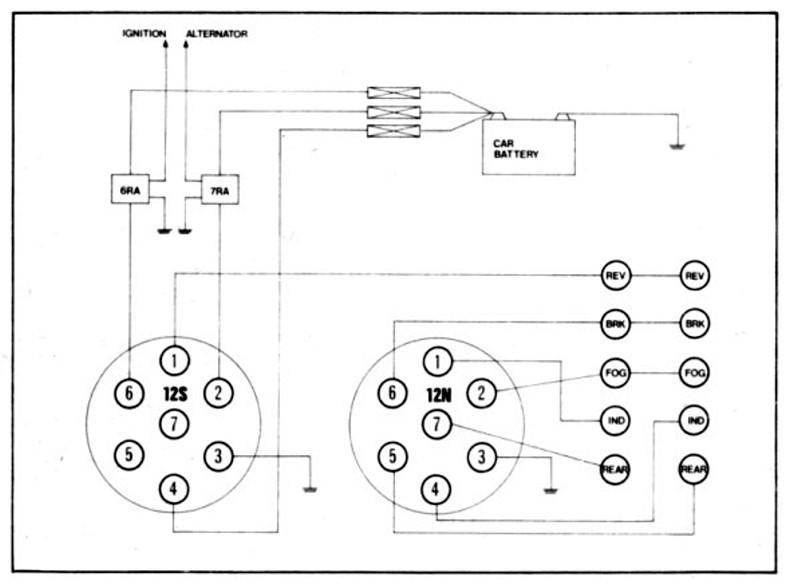 12n Socket Wiring Diagram