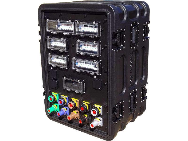 Magnificent Rub16U36 Power Distribution Box For 400A Electrical Supply Wiring Cloud Loplapiotaidewilluminateatxorg