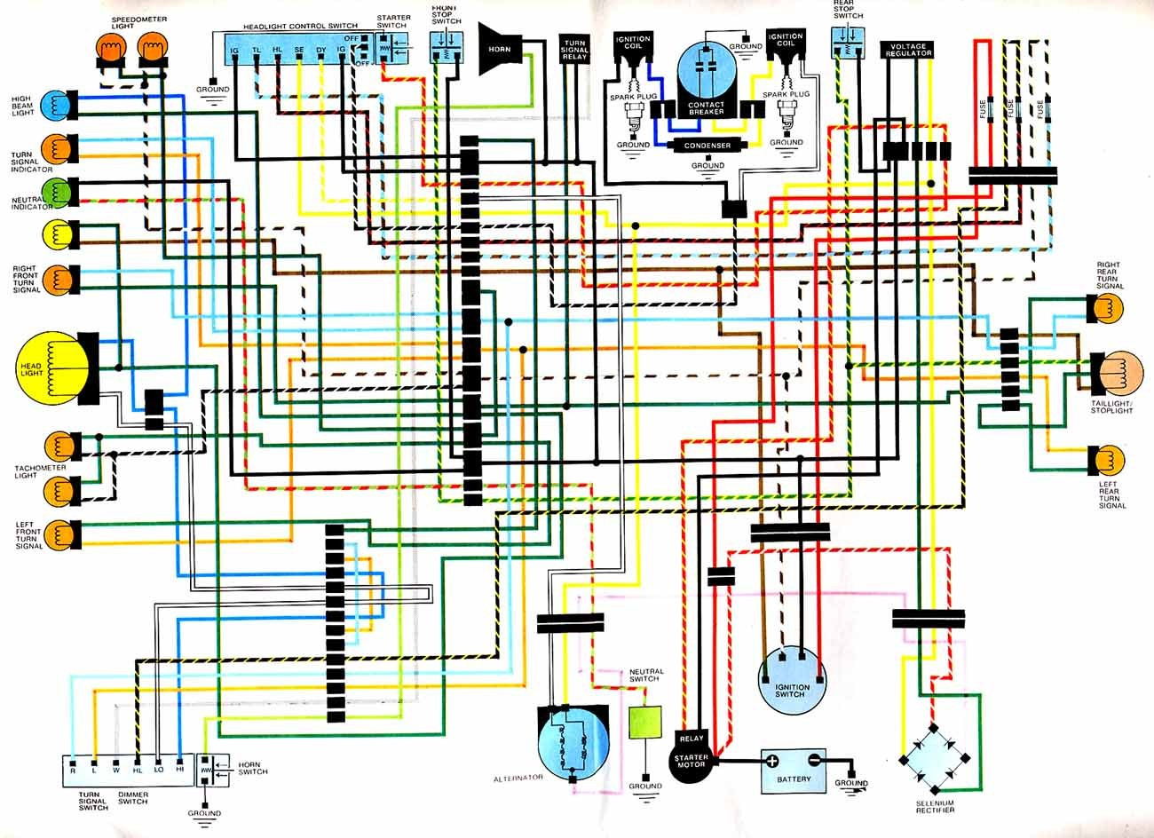 Honda Cm 400t Wiring Diagram - Wiring Diagrams Name bare-academy -  bare-academy.illabirintodellacreativita.it | Cm400 Wiring Harness |  | bare-academy.illabirintodellacreativita.it