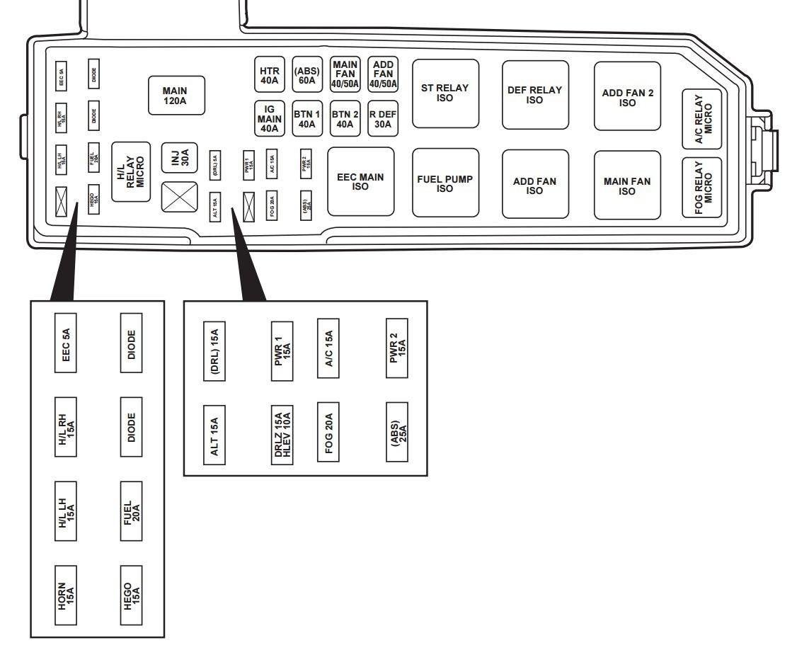 2002 ford escape fuse diagram kz 6421  diagram 2001 mazda mpv fuse box diagram 2003 mazda mpv  diagram 2001 mazda mpv fuse box diagram
