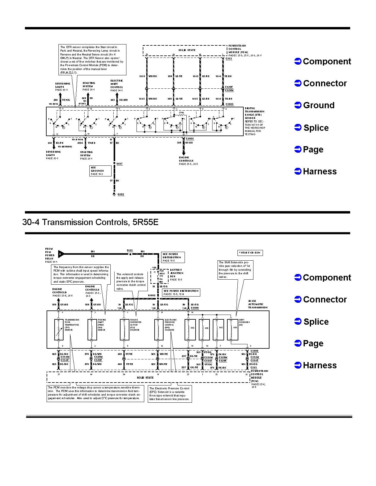5r55e Transmission Wiring Harness - 2004 Ford F 150 Wiring Diagram -  delco-electronics.tukune.jeanjaures37.frWiring Diagram Resource
