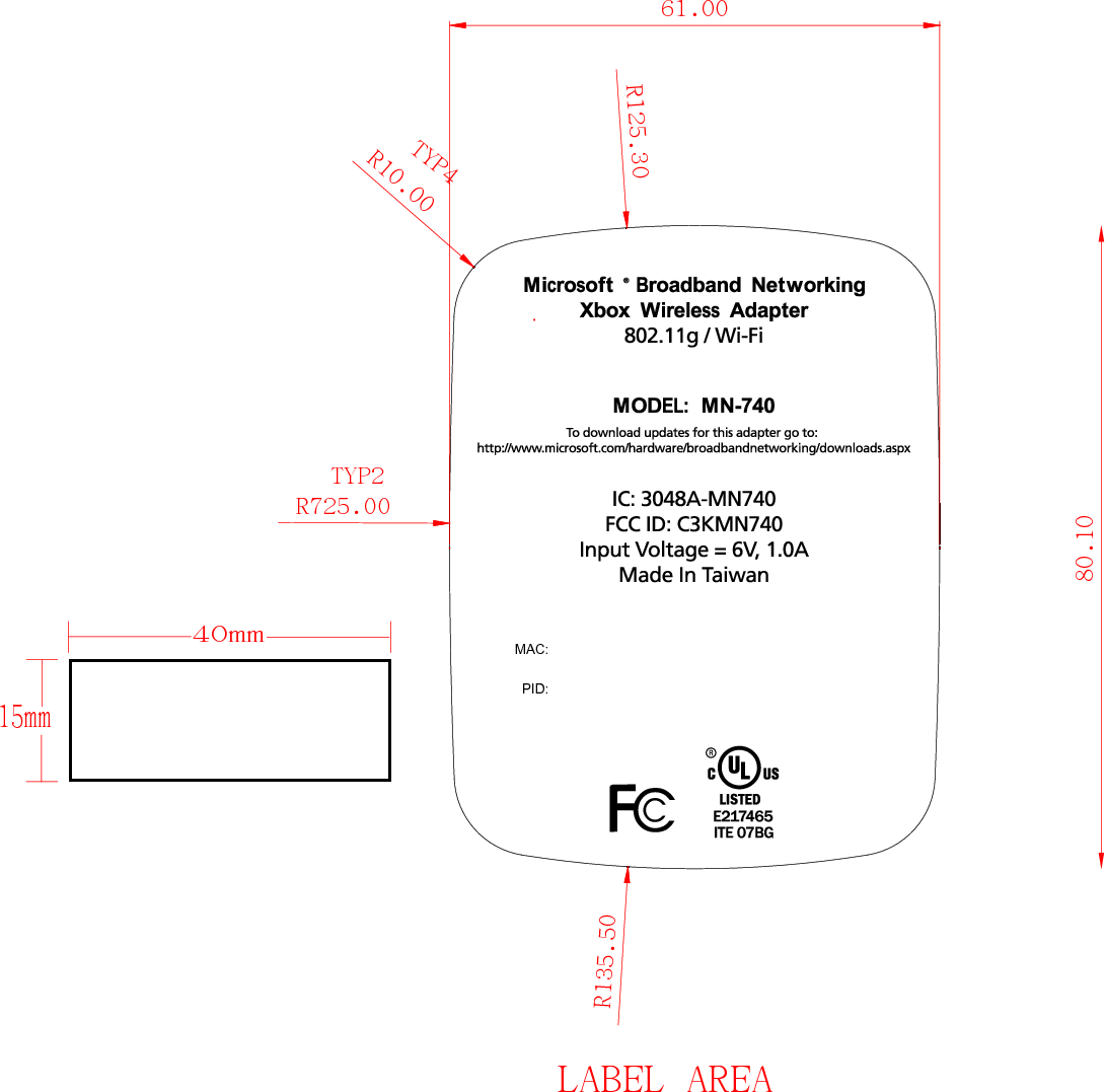 Swell Mn740 Microsoft Wireless Ethernet Bridge For X Box Label Diagram Wiring Cloud Hemtegremohammedshrineorg