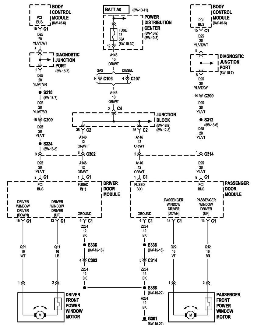 2001 Jeep Grand Cherokee Power Window Diagram - Select Wiring Diagram  load-cheap - load-cheap.clabattaglia.it | 2005 Jeep Grand Cherokee Window Wiring Diagram |  | clabattaglia.it