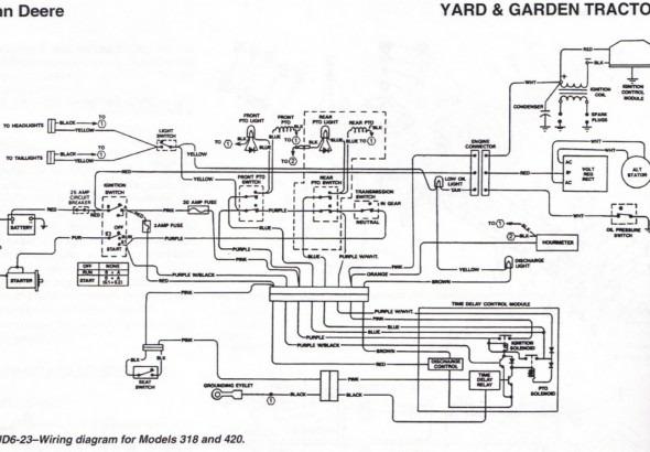 Lt160 Wiring Diagram