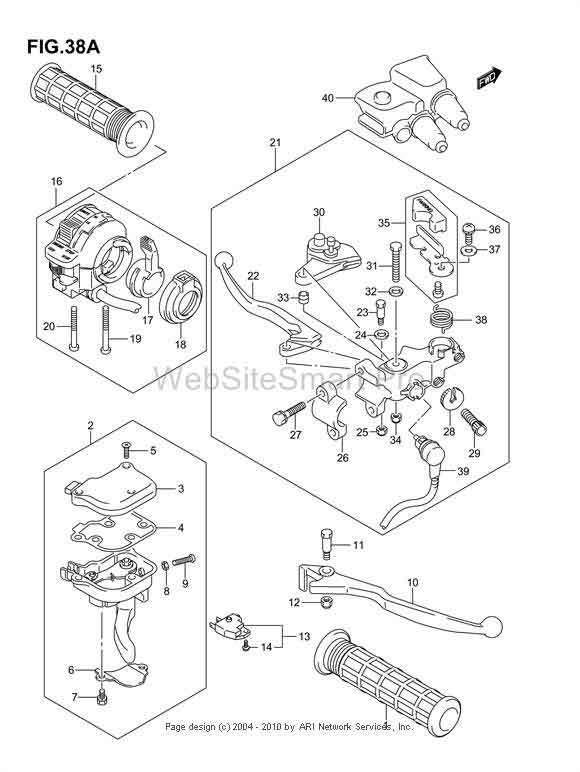 Kfx 400 Wiring Diagram
