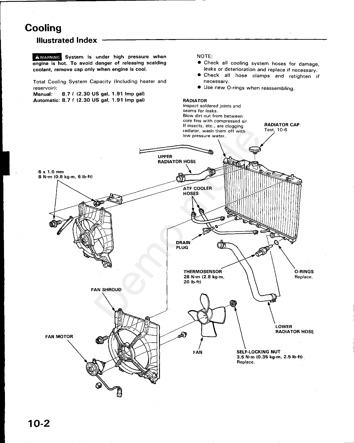 Acura Engine Cooling Diagram - Shelby Fan Wiring Diagram -  ad6e6.sehidup.jeanjaures37.fr | Acura Legend Ka7 Engine Diagram |  | Wiring Diagram Resource