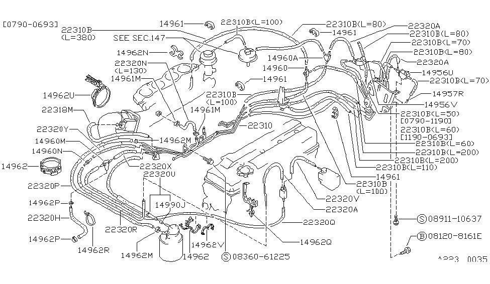 Nissan 240sx Engine Diagram Wiring Diagram View A View A Zaafran It