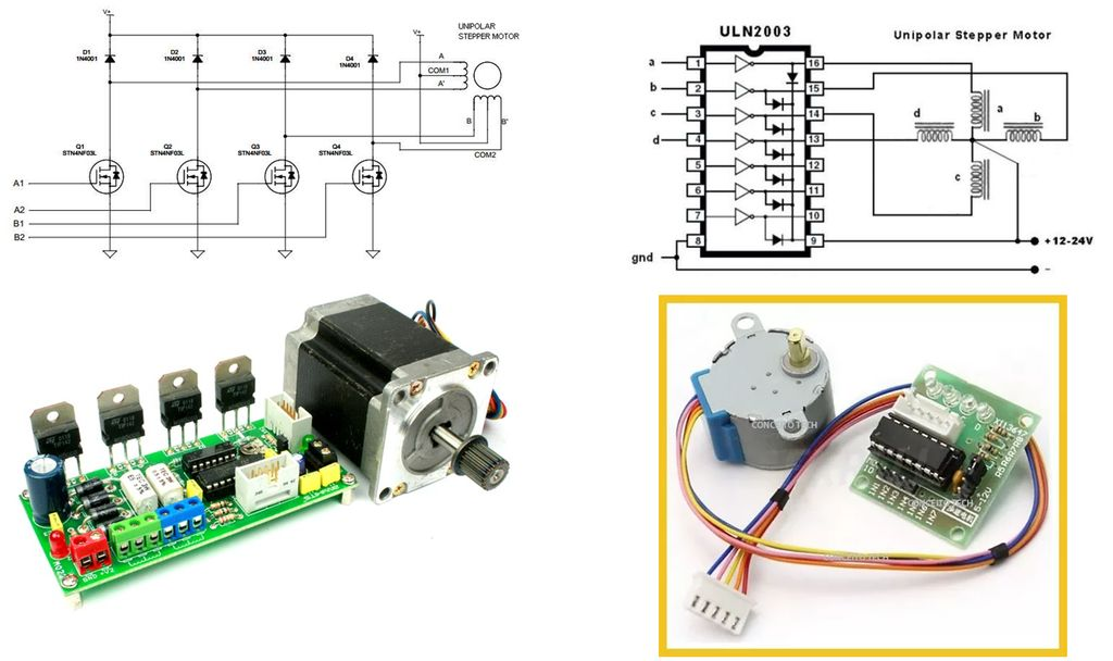 Marvelous 4 5 6 And 8 Wire Stepper Motors 9 Steps Wiring Cloud Vieworaidewilluminateatxorg