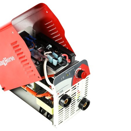 Fabulous Stick Arc Welder 110V 100A Dc Kickinghorse A100 High Efficiency Wiring Cloud Dulfrecoveryedborg