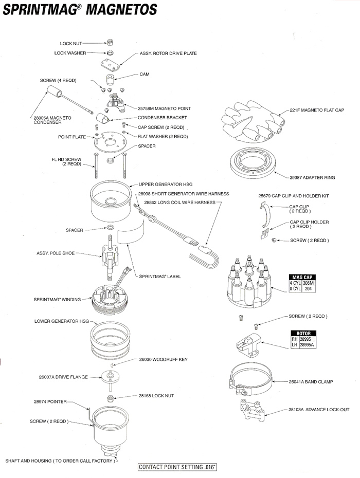 Ys 8600  Mallory 9000 Wiring Wiring Diagram