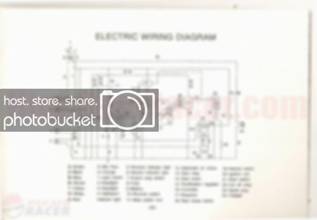 Ty 1468 93 95 Yamaha Kodiak 400 Wiring Diagram Free Diagram