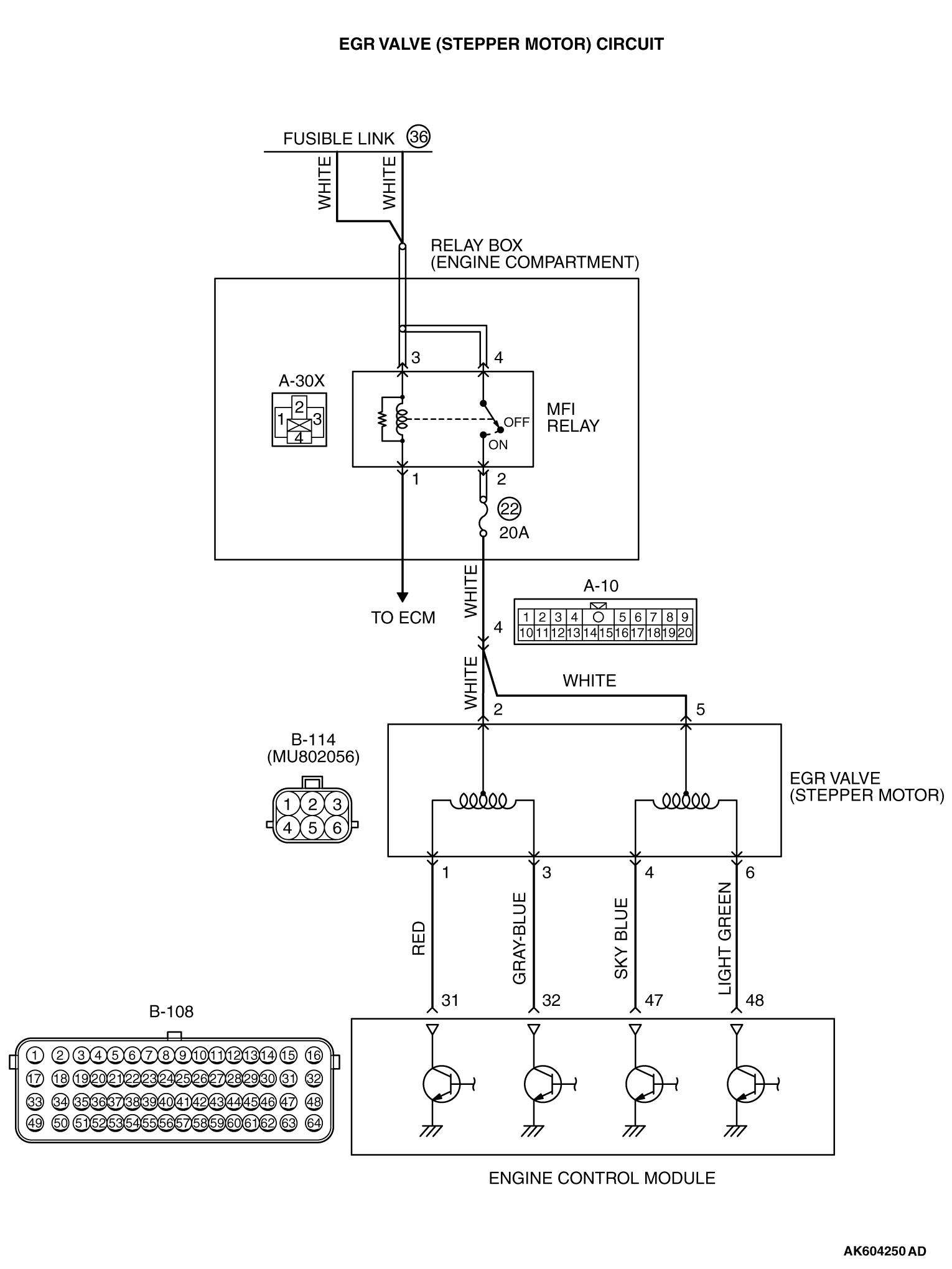 Egr Valve Wiring Diagram   Car 40 Channel Amplifier Wiring Diagram ...
