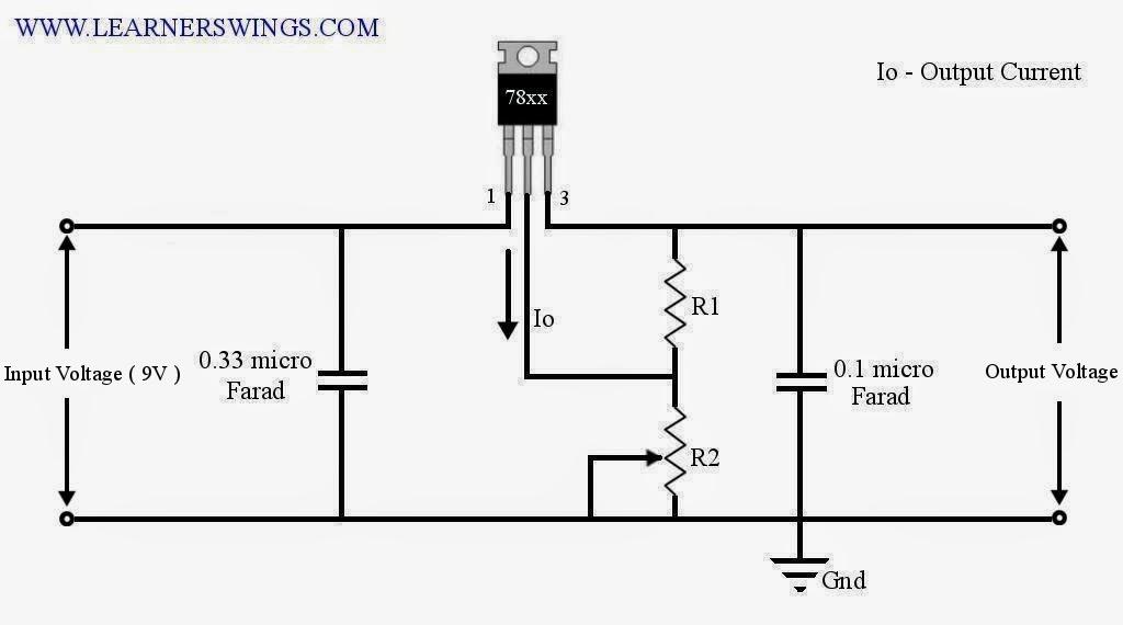 Brilliant Circuit Diagram Voltage Regulation With The 7805 Diagram Data Schema Wiring Cloud Ostrrenstrafr09Org