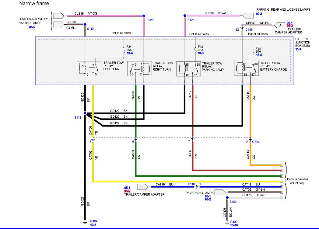 Ford F550 Trailer Wiring Plug Diagram - 2000 Honda Civic O2 Sensor Wiring  Diagram - fords8n.yenpancane.jeanjaures37.fr | Ford F550 Trailer Wiring Diagram |  | Wiring Diagram Resource