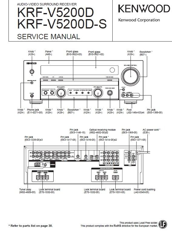 Ow 5837 How To Install Kenwood Kdc352u Wiring Diagram