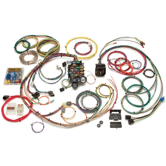 Brilliant Painless 20101 1967 1968 Camaro Firebird 24 Circuit Wiring Harness Wiring Cloud Dulfrecoveryedborg
