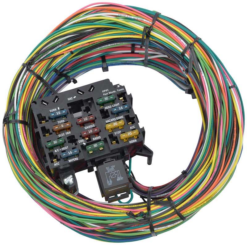 Swell 1946 2008 All Makes All Models Parts 10104 Gm Truck 21 Circuit Wiring Cloud Ittabisraaidewilluminateatxorg