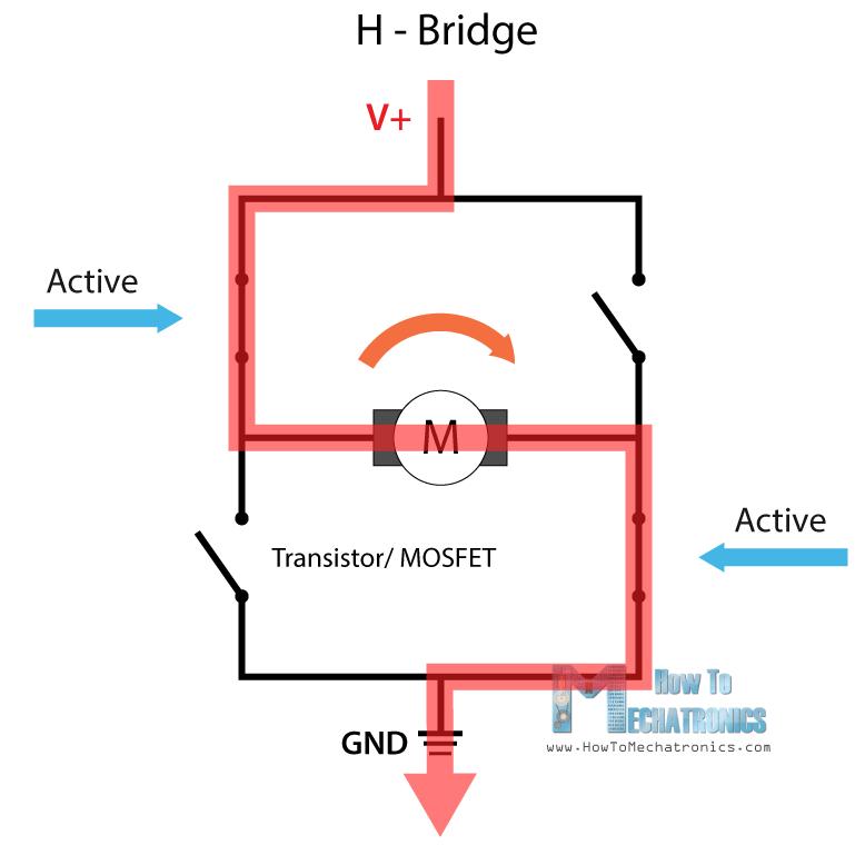 Fantastic Arduino Dc Motor Control Tutorial L298N Pwm H Bridge Wiring Cloud Onicaxeromohammedshrineorg