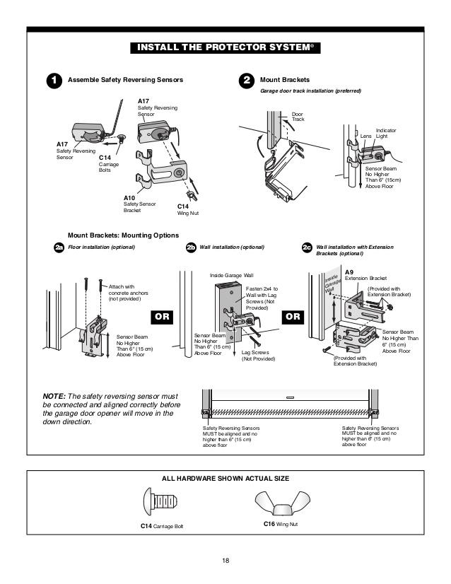 Chamberlain Garage Door Wiring Diagram