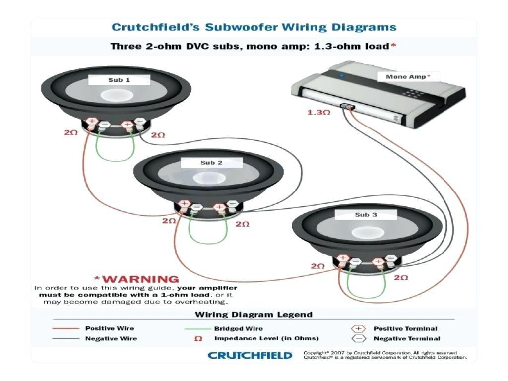 dual subwoofer wiring diagram hs 5919  wiring speakers at 2 ohms free diagram  wiring speakers at 2 ohms free diagram