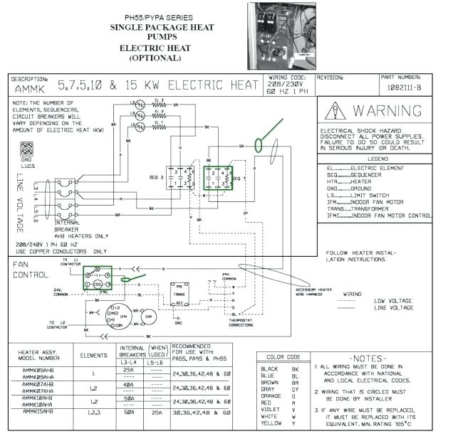 Heil Heat Pump Wiring Schematic