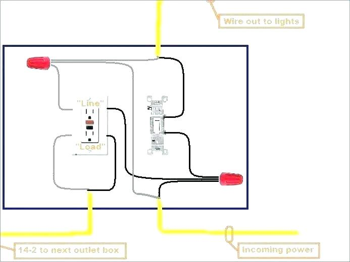 [EQHS_1162]  BW_7990] Light With Receptacle Wiring Diagram Schematic Wiring | Light From Receptacle To Switch Wiring Diagram |  | Phil Nizat Phae Mohammedshrine Librar Wiring 101