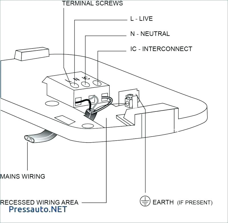 xd7192 hardwired smoke detector schematic wiring diagram