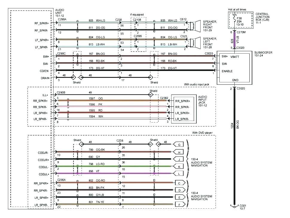 2006 Buick Rendezvous Radio Wiring Diagram Pics